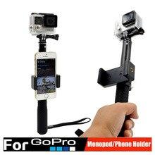 Self Selfie Stick Handheld Waterproof Monopod Adjustable Phone Holder