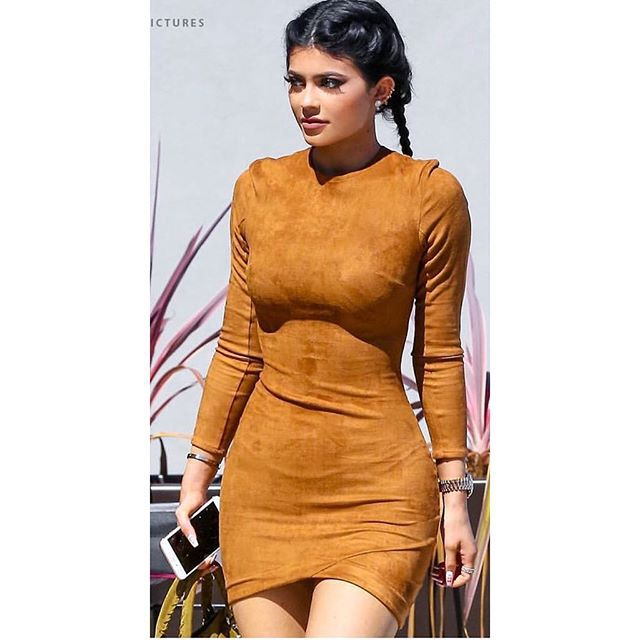 2017 New Arrival Fashion the high end Women Turtleneck Mini dress Elegance long  sleeved clothing Sexy Autumn casual dress MG-09 13c49b0fc