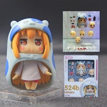 Nendoroid 524b Lolita Himouto! Umaru Chan Himono Doma PVC Action Figures Model Toy Doll