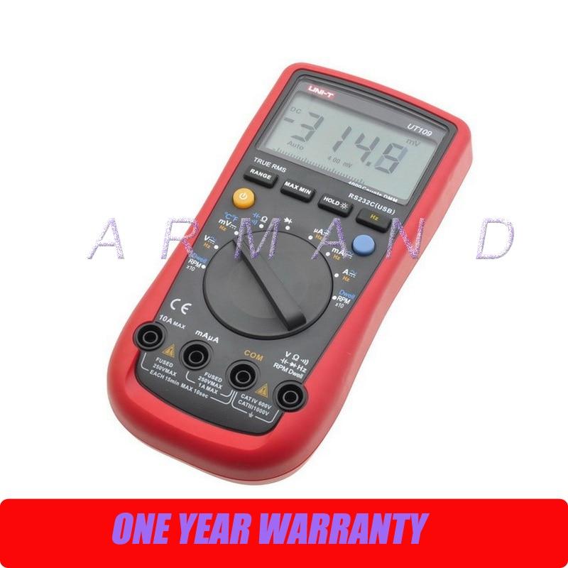 ФОТО Best digital multimeter uni-t UT109