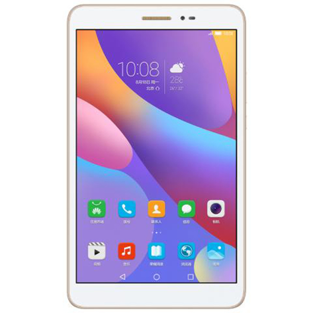 Huawei honor t2 wi-fi версия 8 дюймов 3 ГБ ram 16 ГБ/32 ГБ Rom Qualcomm Snapdragon616 Octa Core 1920*1200 IPS Bluetooth GPS