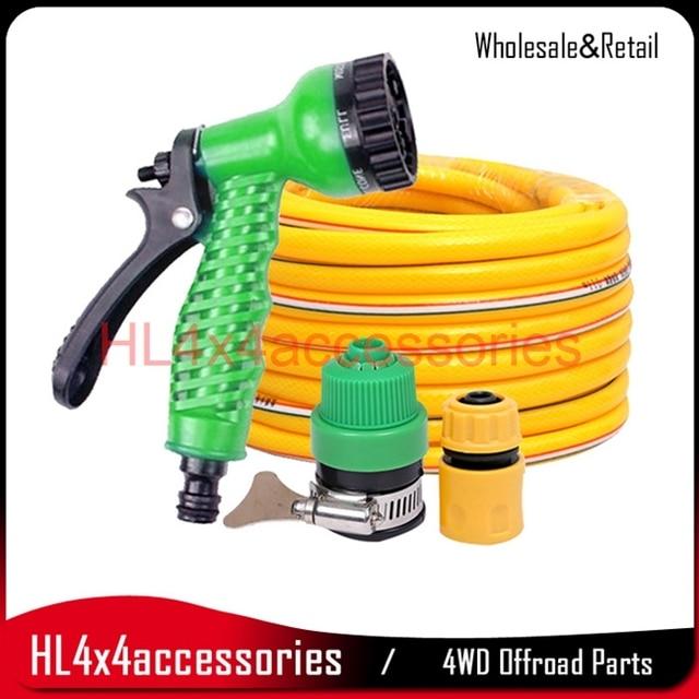 US $18 31 8% OFF|Aliexpress com : Buy Multi function High Pressure Car  Washing Water Gun Hose Spray Gun with water pipe for Car Wash Garden  Household