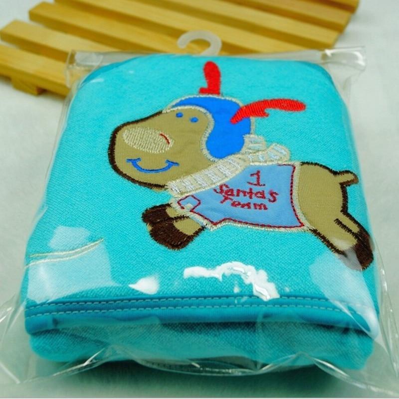 անպաշտպան ant100% բամբակյա վերմակ, որը ստանում է նորածին գունագեղ մանկական գլխարկով սրբիչ supersoft վերմակ վերմակով նորածին երեխաներին մանկական անկողնային վերմակ
