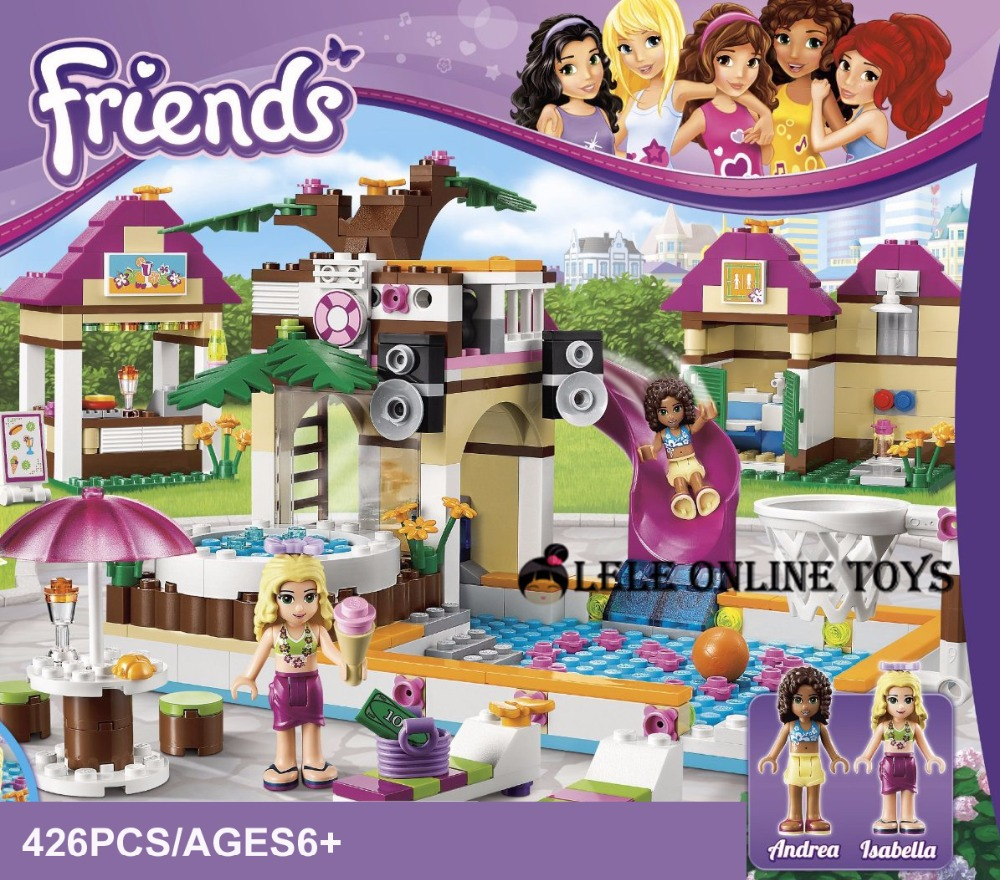 Toys For Friends : Aliexpress buy building blocks set compatible with