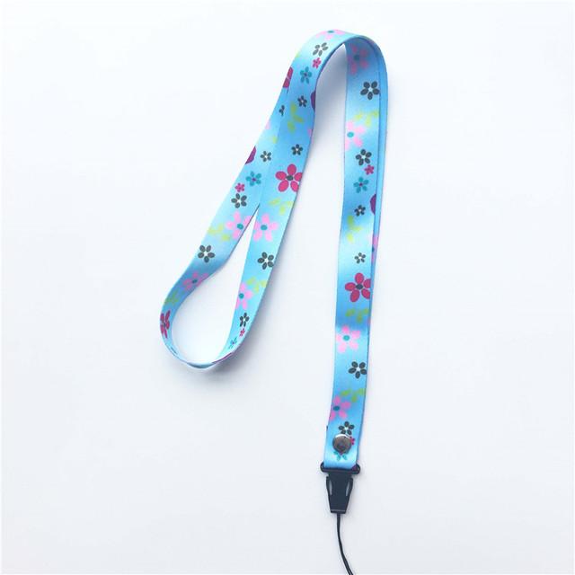 Floral Patterned Strap for Smartphone
