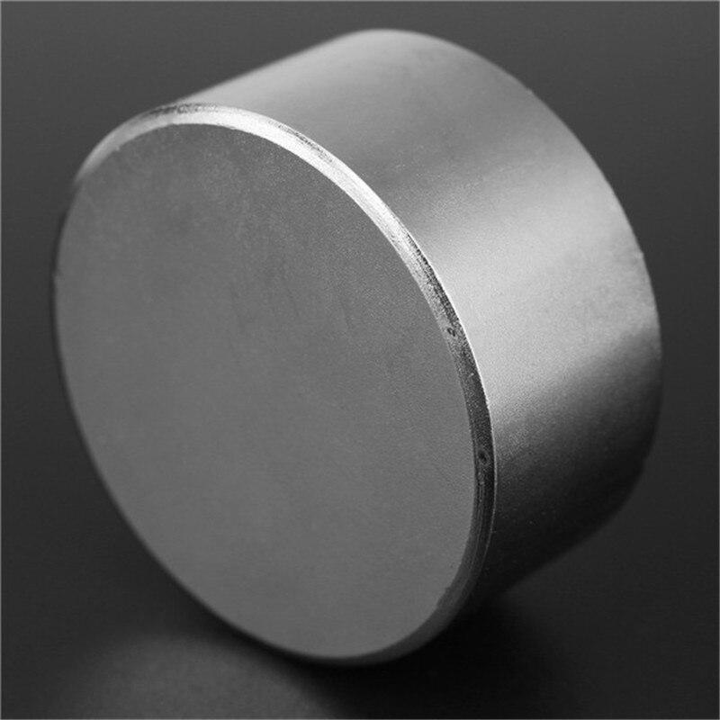 N52 40x20mm Rotonda Cilindro Magnete Terra Rara Magnete Al Neodimio Nuovo