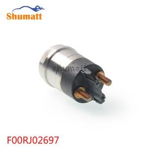 Image 3 - למעלה מכירת shumatt סין לinejctor מסילה משותפת שסתום בקרת זרבובית עם משלוח חינם F00R J02 697 F 00R J02 697