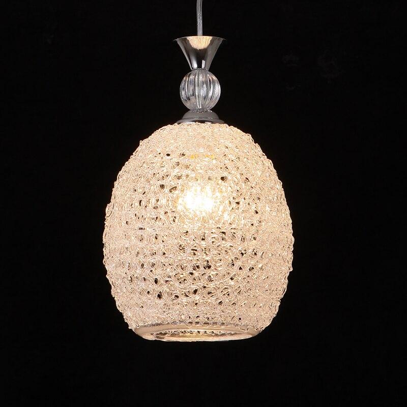 где купить NEW Modern Brief Fashion Acryl White Led E27 Pendant Light For Dining Room Restaurant Dia 20cm AC 80-265V 1426 по лучшей цене