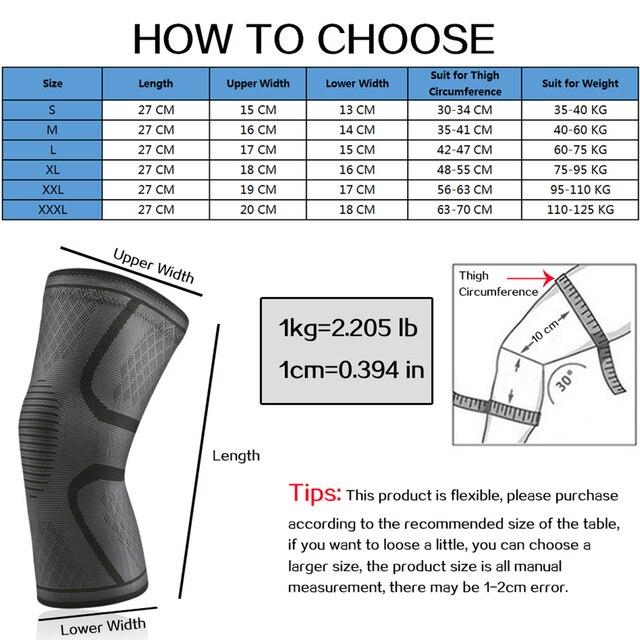 Elastic Knee Pad 5