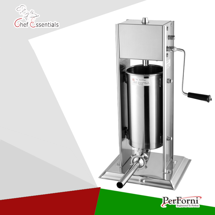 Sausage Filler(S12) for commercial kitchen economic s steel manual s series sausage filler for hotel butcher home use and hunters