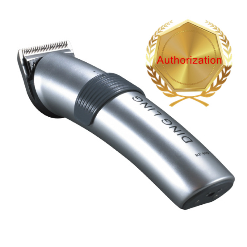 DEARLIN Dingling RF609  Rechargeable Hair Trimmer Clipper Haircut Professional With Charging Stand 8 Hours Charge Time 220V 50Hz