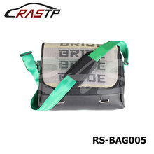 RASTP JDM Bride Fabric Bag With Shoulder Straps Large Capacity Package RS3-BAG005