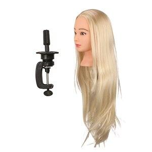 Real Human Hair Doll Salon Hai