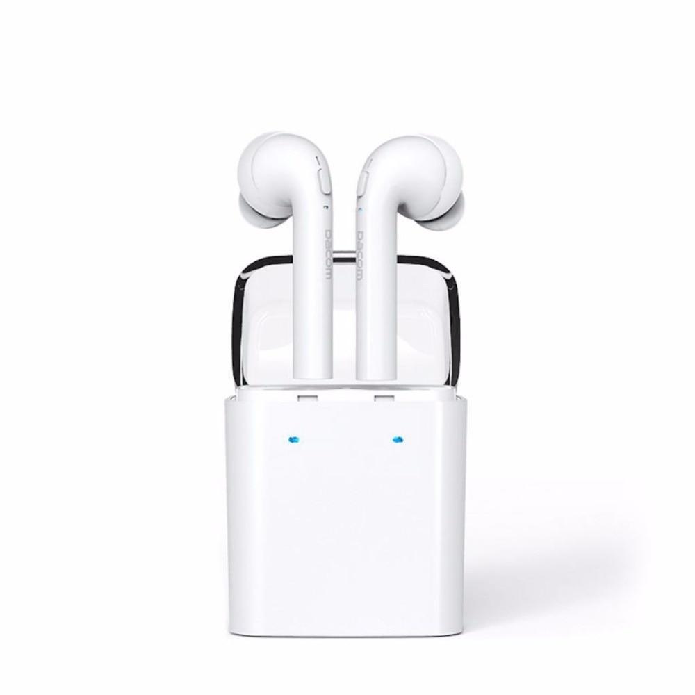 ФОТО Dacom GF7tws Bluetooth Earphones TWS Earbuds True Wireless Sport Headset Stereo Music Headsfree With Microphone For Smart Phones