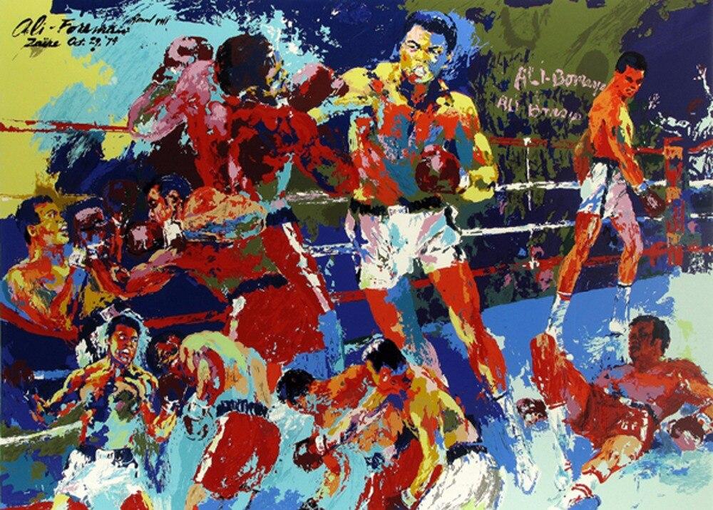 Boxing nhà nghề, môn nghệ thuật trừu tượng đẫm máu và bay bổng