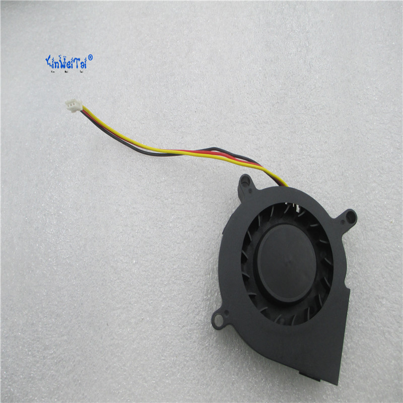 YINWEITAI DC Centrifugal Cooler Fan 60mm 12 V for GB1206PHV3-AY 12V 0.5W 6CM 6015 For Computer 3d printer part 2016 high quality image