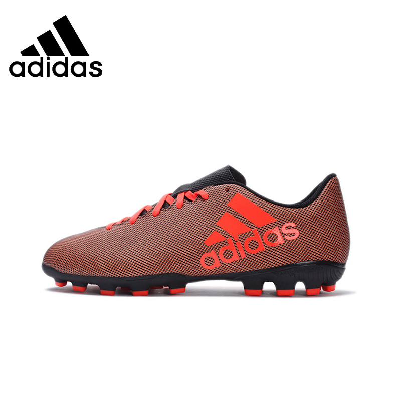ADIDAS X 17.4 TF&AG Soccer Shoes Original Mens Football Comfortable Outdoor Lawn Support Sports Sneakers For Men Shoes tiebao soccer sport shoes football training shoes slip resistant broken nail professional sports soccer shoes