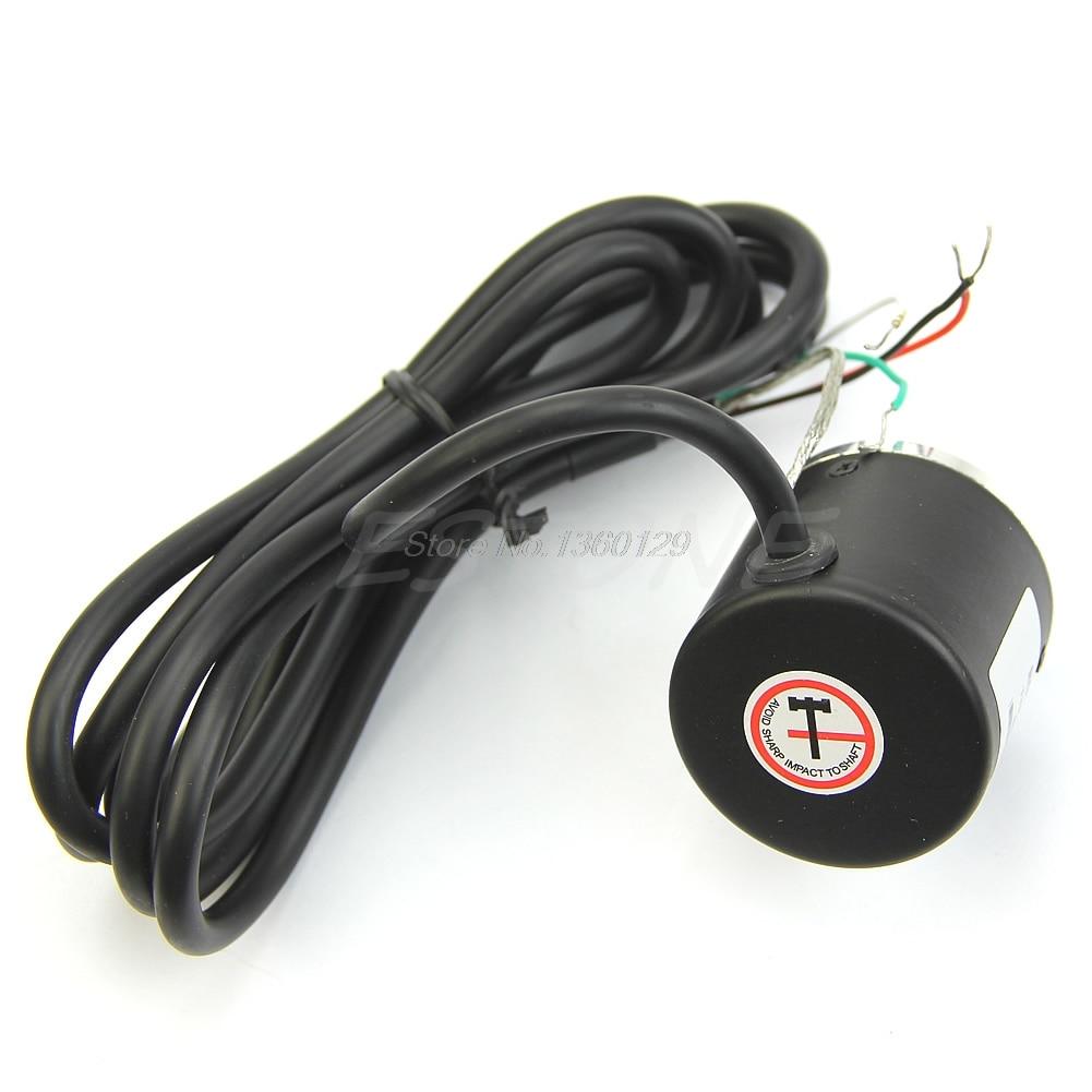 1 codificador giratorio incremental do codificador 400p r do codificador 400p r ab fase 6mm