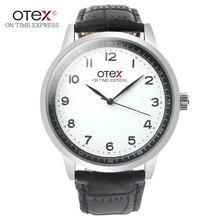 2018 New Brand Fashion Men Sports Watches Men s Quartz Date Clock Man Leather Strap Military