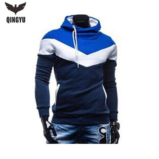 2016 Hot Sale Winter Autumn New Designer Hoodies Men Fashion Brand Pullover Sportswear Sweatshirt Mens Tracksuits Plus Size 4XL