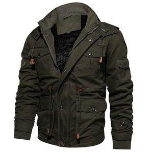 Image 3 - Cazadora militar para hombre, ropa táctica, prendas de vestir, rompevientos ligero y transpirable, envío directo