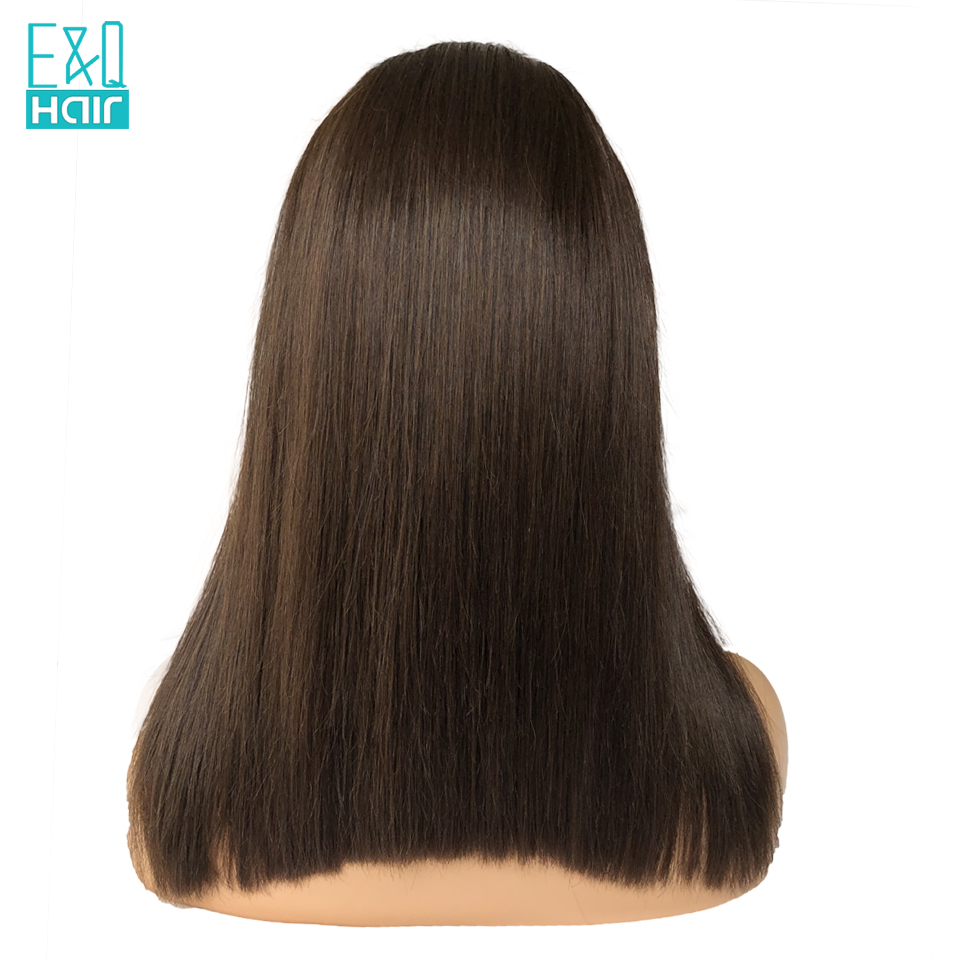 Full Range Of Specifications And Sizes And Great Variety Of Designs And Colors Bob Wig With 4*4 Silk Base 8-14inch Straight Lace Front Human Hair Wigs For Women Peruvian Remy Hair Bleached Knots Full End Famous For High Quality Raw Materials