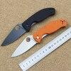 Doxa Jindi C122 Folding Knife 8cr13mov Blade G10 Handle Outdoor Camping Hunting Knife Hand Tools