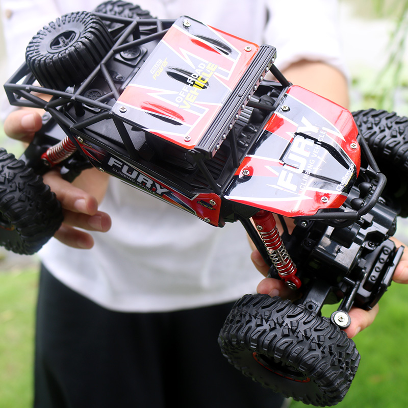 S.X.TOYS 3533A RC Car 4WD 2.4G Radio Remote Control Car Model Scale 1:16 Rally Machine On The Remote Control Highspeed Off-Road
