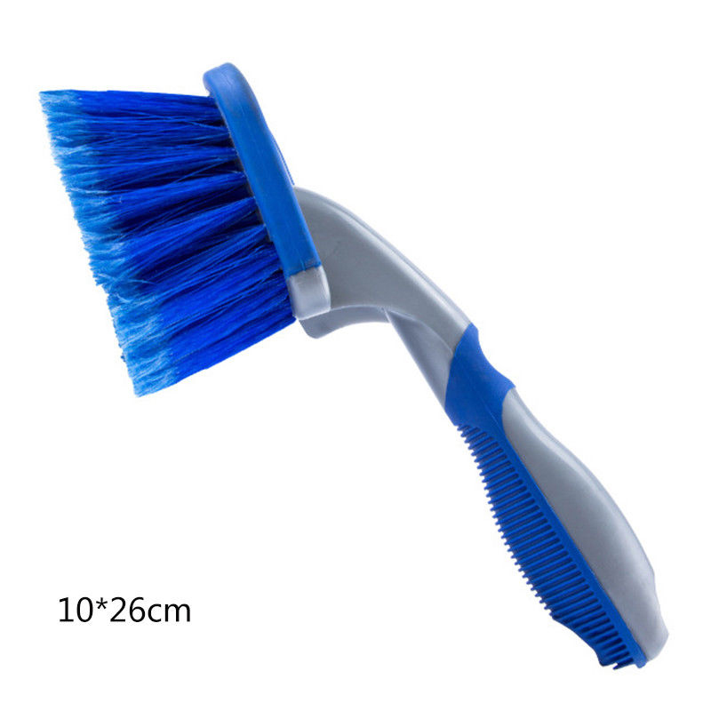 Car Wheel Brush Cleaning Tool Tire Washing Tyre Soft Cleaner Vehicle Maintenance Useful Brand New High Quality