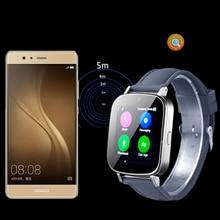 Original Floveme Men Women Smartwatch SIM Card Bluetooth Smart Watches Sync Notifier Passometer Sport Wristwatch for Android