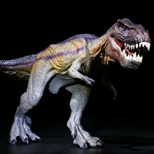 Large Size Plastic Dinosaur Toy Model Action Anime Figures of Jurassic park Tyrannosaurus Rex Classic Toys For Children Gift. jurassic world park tyrannosaurus rex styracosaurus plesiosaur brachiosaurus dinosaur plastic toy model children s gift