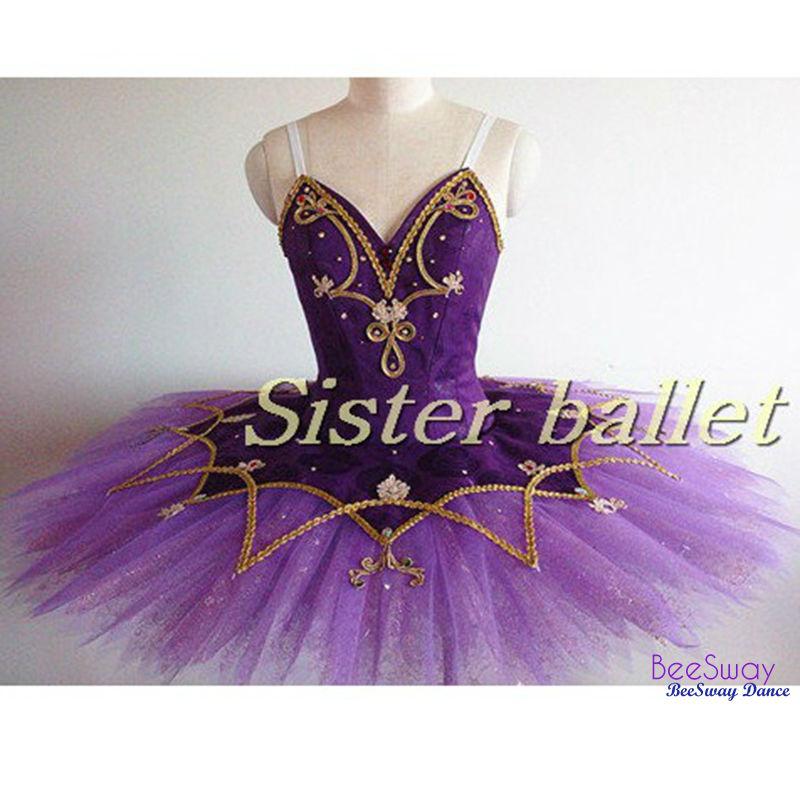 738967daab52 Professional Ballet Tutus Women Swan Lake Ballet Costume Sleeping ...
