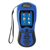 Новый noyafa ручной GPS Тесты устройств Land измерительный прибор метод ручной и автоматический