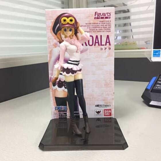 Baru Jepang anime one piece Koala berlayar lagi revolusioner tentara 16 cm pvc aksi gambar model mainan seksi penjualan panas