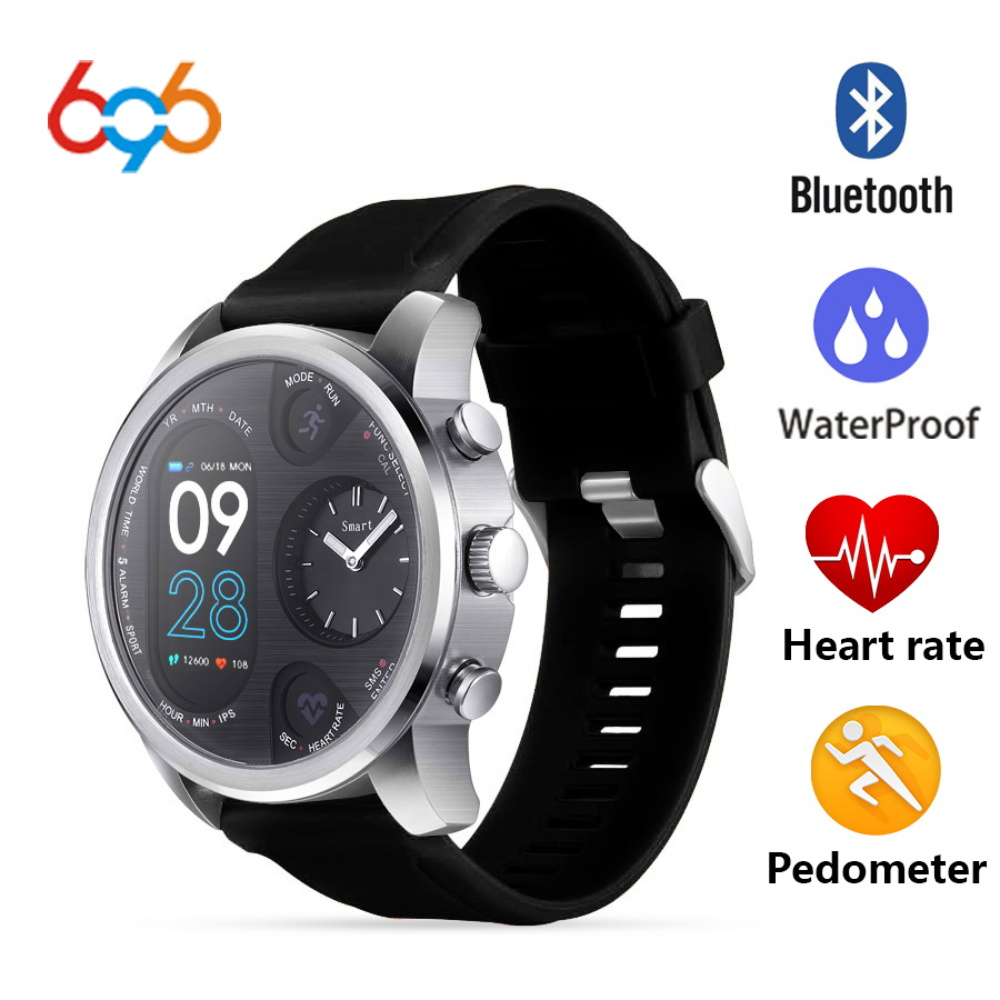696 NEW T3 Smart Watch Blood Pressure Heart Rate Monitor Pedometer Fitness IP68 Waterproof Men Sport Bracelet for iphone Android696 NEW T3 Smart Watch Blood Pressure Heart Rate Monitor Pedometer Fitness IP68 Waterproof Men Sport Bracelet for iphone Android