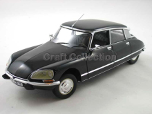 * Black 1:18 Citreon DS 23 1972 Pallas Black LE Sedan Classic toys Mini Car Brinquedos Diecast Mini Car DS23