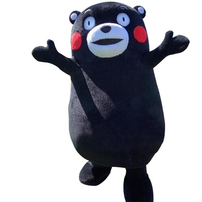 Mascot Kumamon Bear Mascot Costume Custom Fancy Dress Cosplay Kits Cartoon Character Carnival Costume Fancy dress