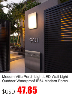High Quality garden wall lamp