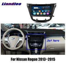 "Für Nissan Rogue 2013-2015 10.2 ""Auto Android HD Touch Screen GPS NAVI Radio TV Film Andriod Video system (keine CD DVD)(China)"