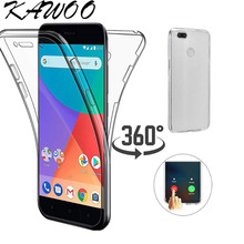360 Degree Full Body Front and Back Protection Case Cover For