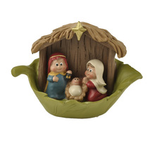 Nativity Home American Country Decoration Ornaments Gift  Christian accessories christian religious gifts christian and religious poems