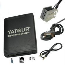 Yatour YT-M06 for VW passat Jetta Golf Polo Tiguan Audi A3 A4 S4 Skoda Seat Car MP3 Player USB AUX SD Adapter Digital CD changer(China)
