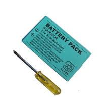 850mAh литий-ионный аккумулятор+ набор инструментов для nintendo GBA SP