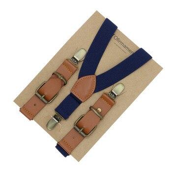 Boys Suspender Braces