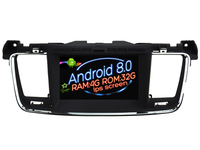 Ips Screen Android 8 0 Car Dvd Navi Player FOR PEUGEOT 508 Gps Auto Stereo Audio
