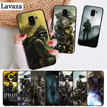 Lavaza stalker clear sky Luxury High-end Silicone Case for Samsung A3 A5 2016 2017 A6 Plus 2018 A7 A8 A9 A10 A30 A40 A50 A70 J6 стоимость