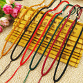 10pcs Hand Knited Necklace silk thread knot cord For Pendant-thick