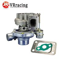 VR GT2870 GT28 GT2871 compressor housing AR 60 turbine a/r .64 T25 flange 5 bolt with actuator Turbocharger turbo VR TURBO31 64
