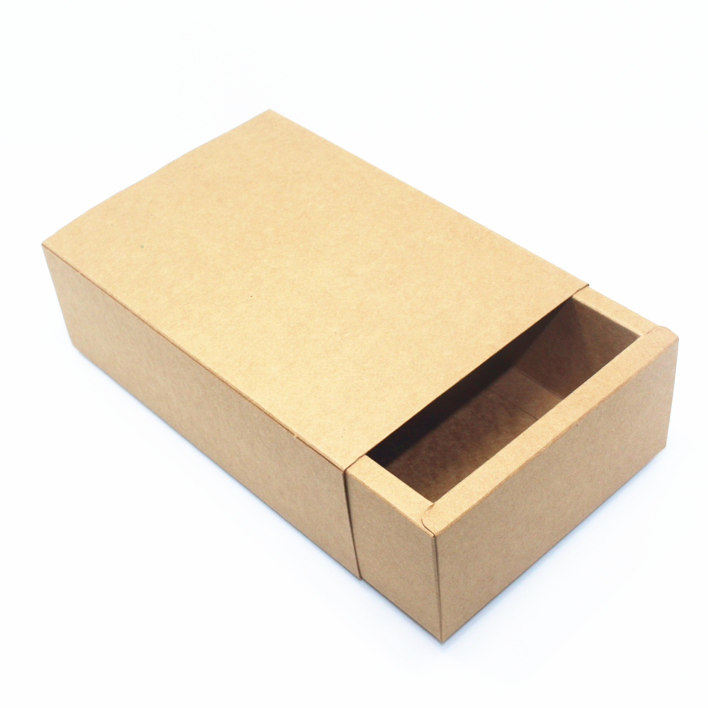 online get cheap paper necklace craft com alibaba group 16 10 2 5 6cm 15pcs lot jewelry necklace brown kraft paper wedding gift drawer box handmade candle soap craft paper event boxes