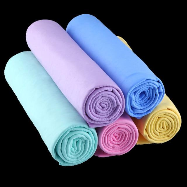 44*32*0.2CM Super clean PVA Chamois Car Wash Towel  Cleaner Car Accessories Screen Cleaning Hair Drying Cloth
